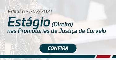EDITAL nº 207/2021