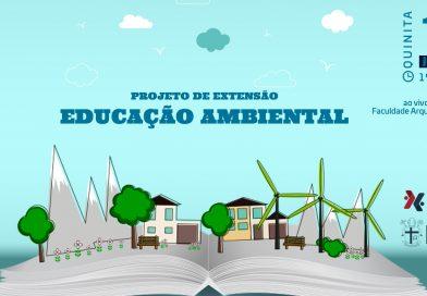 Live: Educação Ambiental