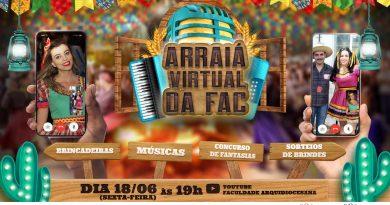 Festa Junina da FAC – Virtual
