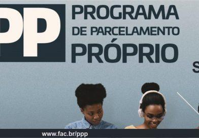 Programa de Parcelamento Próprio