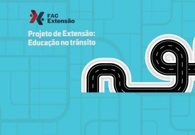 PROJETO DE EXTENSÃO EDUCAÇÃO NO TRÂNSITO